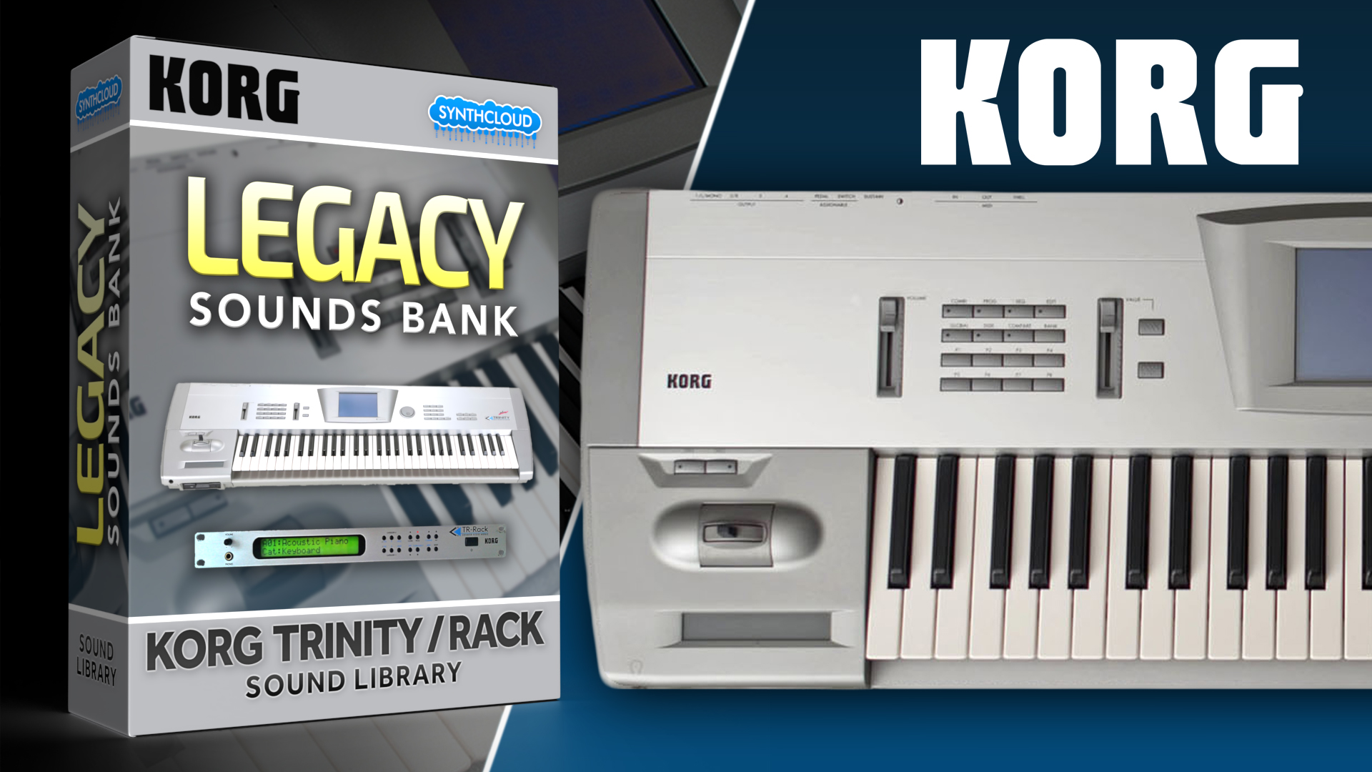 LDX23 - Legacy Sounds Pack