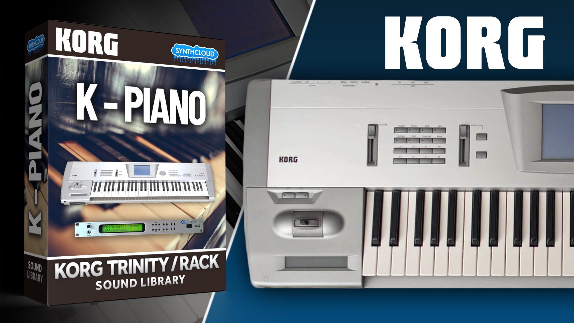 LDX21 - K - Piano - Korg Trinity